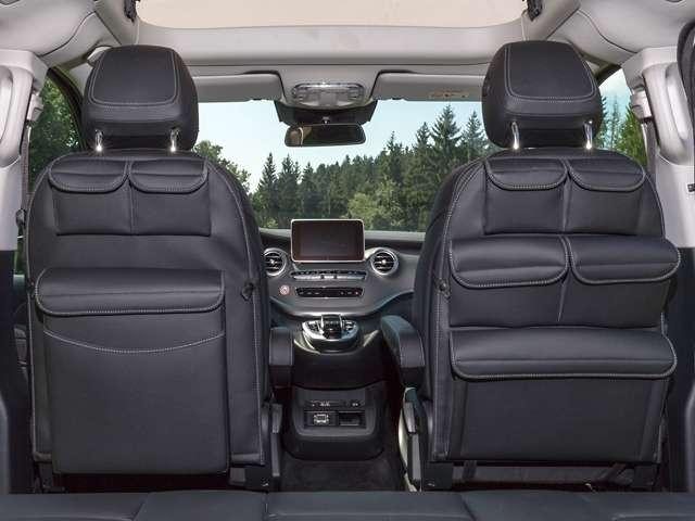 Mercedes Marco Polo 2008 >> BRANDRUP UTILITY für Beifahrersitz mit 5 Taschen, Mercedes-Benz V-Klasse Marco Polo & HORIZON ...